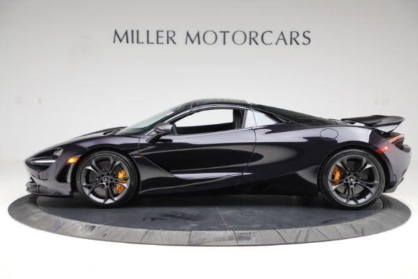 New 2020 McLaren 720S Spider Performance for sale $377,830 at Rolls-Royce Motor Cars Greenwich in Greenwich CT 06830 16