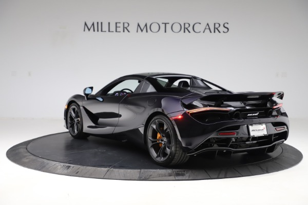 New 2020 McLaren 720S Spider Performance for sale $377,830 at Rolls-Royce Motor Cars Greenwich in Greenwich CT 06830 17