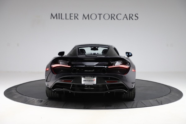 New 2020 McLaren 720S Spider Performance for sale $377,830 at Rolls-Royce Motor Cars Greenwich in Greenwich CT 06830 18