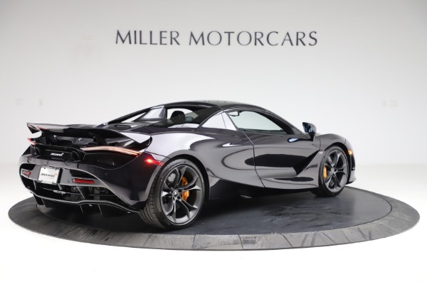 New 2020 McLaren 720S Spider Performance for sale $377,830 at Rolls-Royce Motor Cars Greenwich in Greenwich CT 06830 19