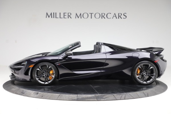 New 2020 McLaren 720S Spider Performance for sale $377,830 at Rolls-Royce Motor Cars Greenwich in Greenwich CT 06830 2