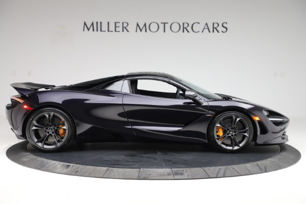 New 2020 McLaren 720S Spider Performance for sale $377,830 at Rolls-Royce Motor Cars Greenwich in Greenwich CT 06830 20