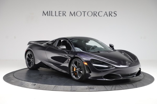 New 2020 McLaren 720S Spider Performance for sale $377,830 at Rolls-Royce Motor Cars Greenwich in Greenwich CT 06830 21