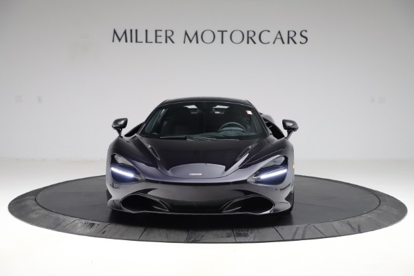 New 2020 McLaren 720S Spider Performance for sale $377,830 at Rolls-Royce Motor Cars Greenwich in Greenwich CT 06830 22