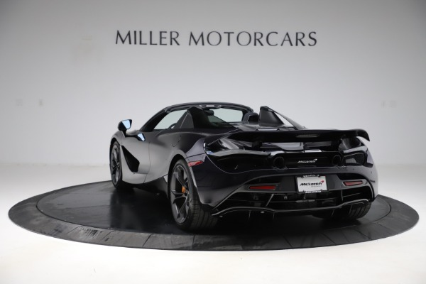 New 2020 McLaren 720S Spider Performance for sale $377,830 at Rolls-Royce Motor Cars Greenwich in Greenwich CT 06830 4