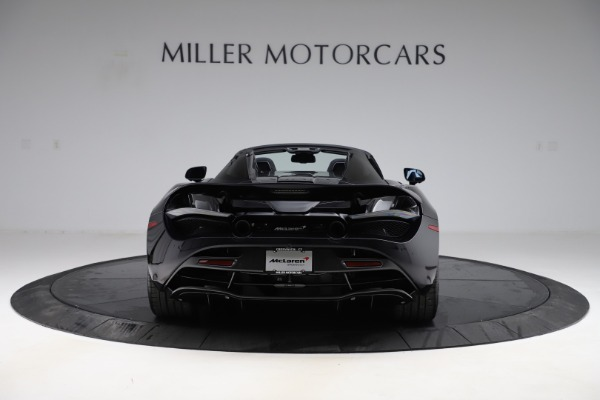 New 2020 McLaren 720S Spider Performance for sale $377,830 at Rolls-Royce Motor Cars Greenwich in Greenwich CT 06830 5