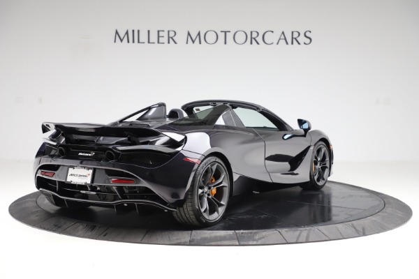 New 2020 McLaren 720S Spider Performance for sale $377,830 at Rolls-Royce Motor Cars Greenwich in Greenwich CT 06830 6