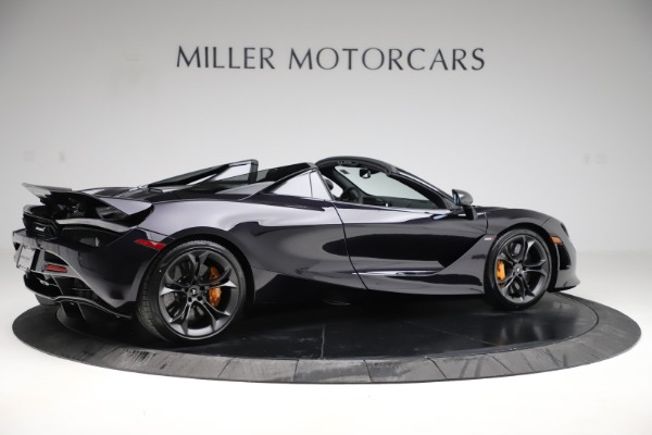 New 2020 McLaren 720S Spider Performance for sale $377,830 at Rolls-Royce Motor Cars Greenwich in Greenwich CT 06830 7