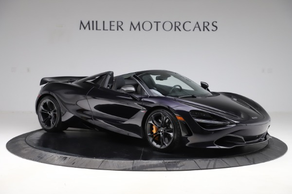 New 2020 McLaren 720S Spider Performance for sale $377,830 at Rolls-Royce Motor Cars Greenwich in Greenwich CT 06830 9
