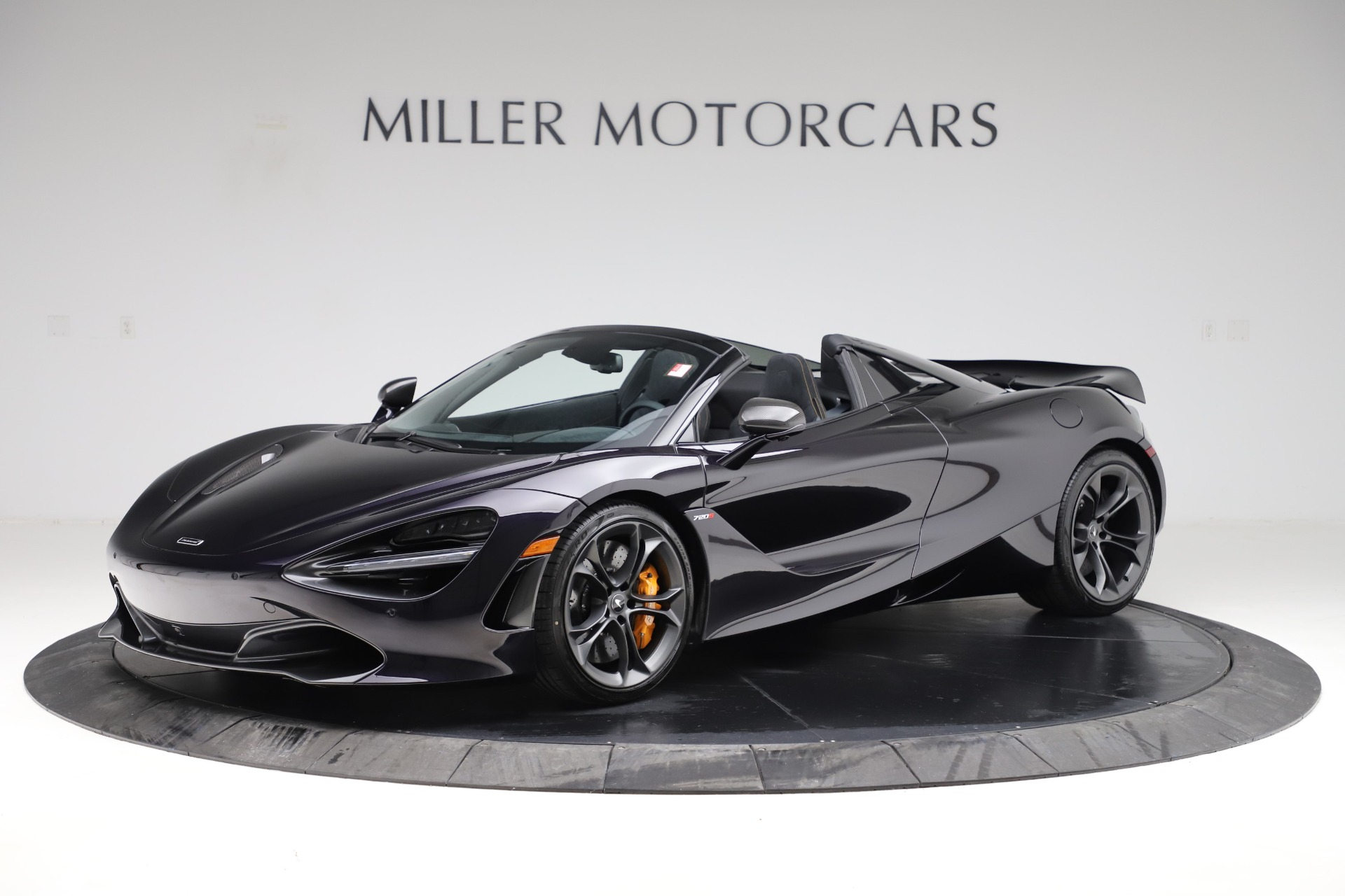 New 2020 McLaren 720S Spider Performance for sale $377,830 at Rolls-Royce Motor Cars Greenwich in Greenwich CT 06830 1