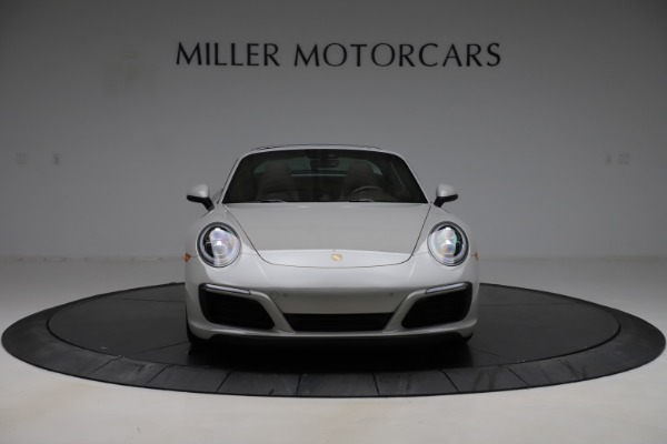Used 2018 Porsche 911 Targa 4S for sale $134,900 at Rolls-Royce Motor Cars Greenwich in Greenwich CT 06830 16