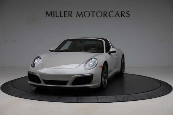 Used 2018 Porsche 911 Targa 4S for sale $134,900 at Rolls-Royce Motor Cars Greenwich in Greenwich CT 06830 2