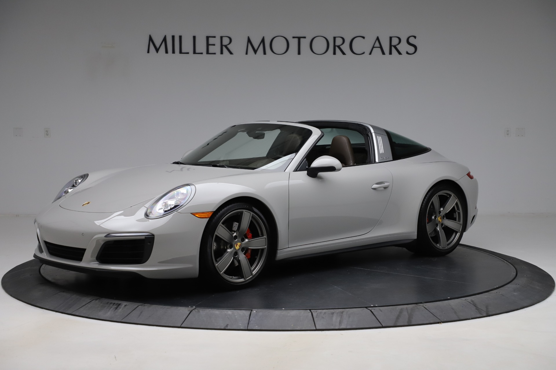 Used 2018 Porsche 911 Targa 4S for sale $134,900 at Rolls-Royce Motor Cars Greenwich in Greenwich CT 06830 1