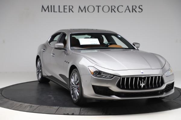 New 2020 Maserati Ghibli S Q4 for sale $63,244 at Rolls-Royce Motor Cars Greenwich in Greenwich CT 06830 11