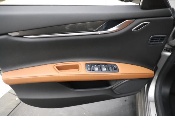 New 2020 Maserati Ghibli S Q4 for sale $63,244 at Rolls-Royce Motor Cars Greenwich in Greenwich CT 06830 17