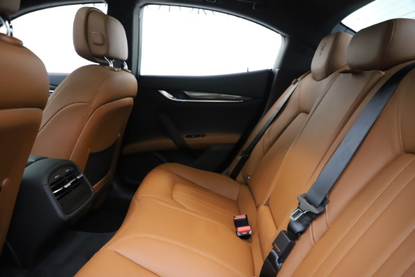 New 2020 Maserati Ghibli S Q4 for sale $63,244 at Rolls-Royce Motor Cars Greenwich in Greenwich CT 06830 19