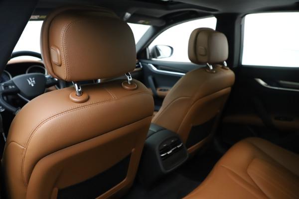 New 2020 Maserati Ghibli S Q4 for sale $63,244 at Rolls-Royce Motor Cars Greenwich in Greenwich CT 06830 20