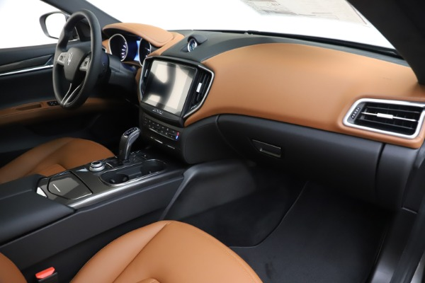 New 2020 Maserati Ghibli S Q4 for sale $63,244 at Rolls-Royce Motor Cars Greenwich in Greenwich CT 06830 22