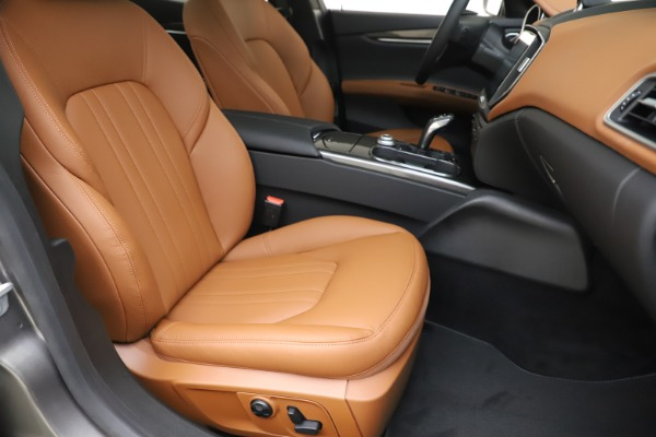 New 2020 Maserati Ghibli S Q4 for sale $63,244 at Rolls-Royce Motor Cars Greenwich in Greenwich CT 06830 24