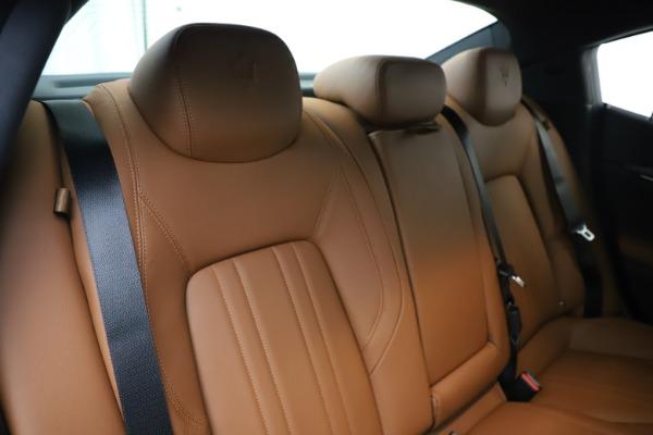New 2020 Maserati Ghibli S Q4 for sale $63,244 at Rolls-Royce Motor Cars Greenwich in Greenwich CT 06830 26