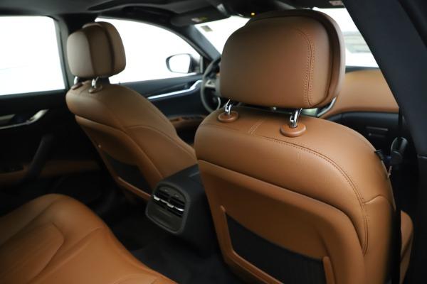 New 2020 Maserati Ghibli S Q4 for sale $63,244 at Rolls-Royce Motor Cars Greenwich in Greenwich CT 06830 28