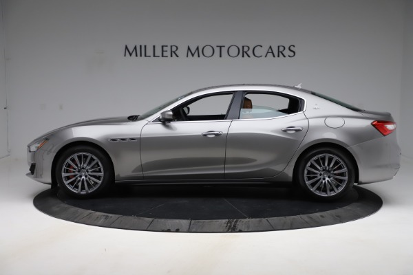 New 2020 Maserati Ghibli S Q4 for sale $63,244 at Rolls-Royce Motor Cars Greenwich in Greenwich CT 06830 3