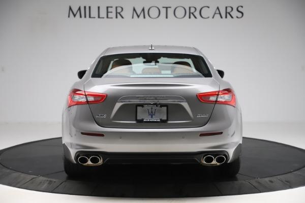 New 2020 Maserati Ghibli S Q4 for sale $63,244 at Rolls-Royce Motor Cars Greenwich in Greenwich CT 06830 6
