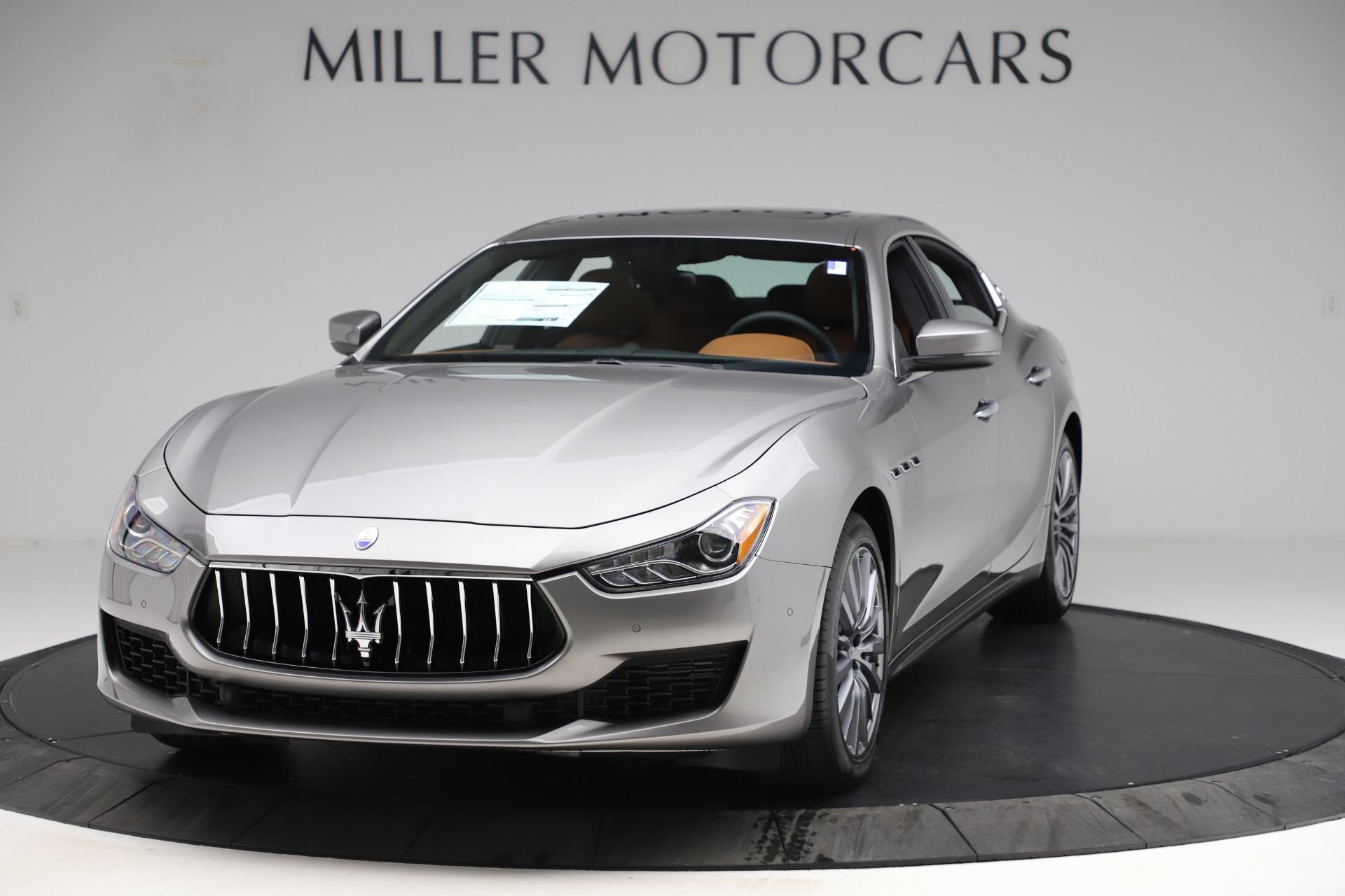 New 2020 Maserati Ghibli S Q4 for sale $63,244 at Rolls-Royce Motor Cars Greenwich in Greenwich CT 06830 1