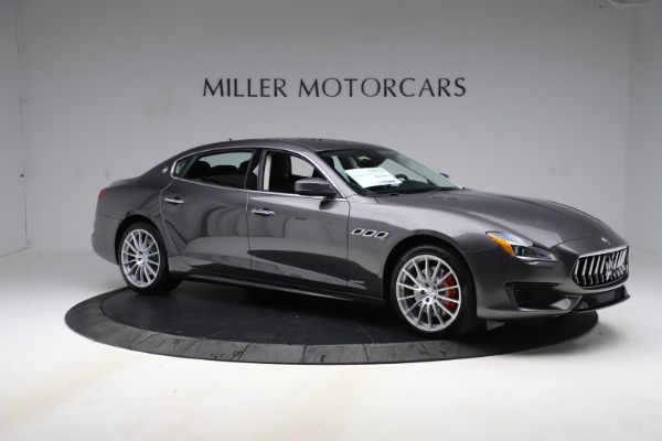 New 2020 Maserati Quattroporte S Q4 GranSport for sale $121,885 at Rolls-Royce Motor Cars Greenwich in Greenwich CT 06830 10
