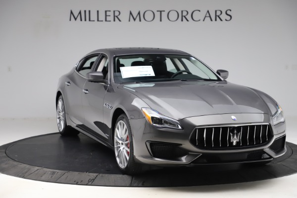 New 2020 Maserati Quattroporte S Q4 GranSport for sale $121,885 at Rolls-Royce Motor Cars Greenwich in Greenwich CT 06830 11