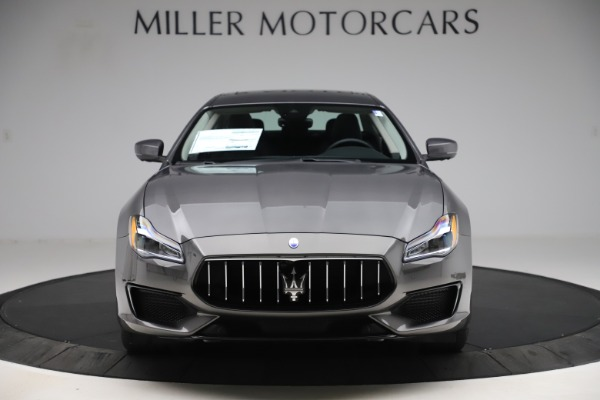 New 2020 Maserati Quattroporte S Q4 GranSport for sale $121,885 at Rolls-Royce Motor Cars Greenwich in Greenwich CT 06830 12