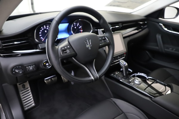 New 2020 Maserati Quattroporte S Q4 GranSport for sale $121,885 at Rolls-Royce Motor Cars Greenwich in Greenwich CT 06830 13