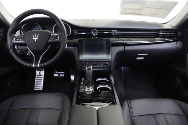 New 2020 Maserati Quattroporte S Q4 GranSport for sale $121,885 at Rolls-Royce Motor Cars Greenwich in Greenwich CT 06830 16