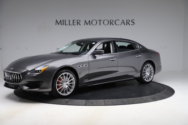 New 2020 Maserati Quattroporte S Q4 GranSport for sale $121,885 at Rolls-Royce Motor Cars Greenwich in Greenwich CT 06830 2