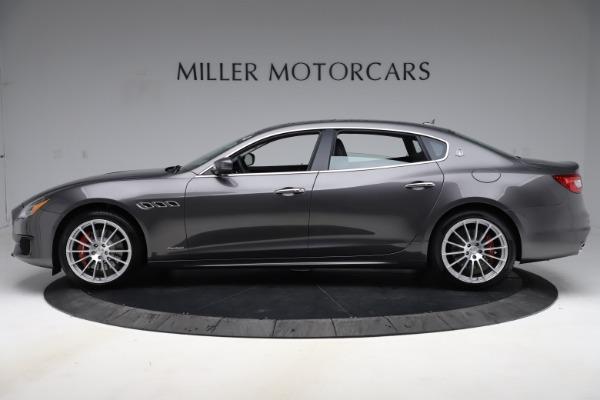 New 2020 Maserati Quattroporte S Q4 GranSport for sale $121,885 at Rolls-Royce Motor Cars Greenwich in Greenwich CT 06830 3