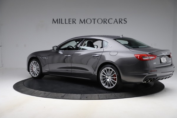 New 2020 Maserati Quattroporte S Q4 GranSport for sale $121,885 at Rolls-Royce Motor Cars Greenwich in Greenwich CT 06830 4