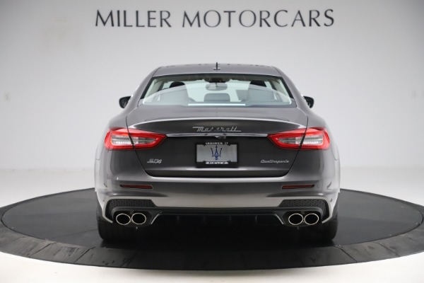 New 2020 Maserati Quattroporte S Q4 GranSport for sale $121,885 at Rolls-Royce Motor Cars Greenwich in Greenwich CT 06830 6