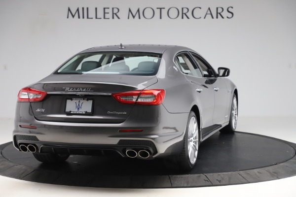 New 2020 Maserati Quattroporte S Q4 GranSport for sale $121,885 at Rolls-Royce Motor Cars Greenwich in Greenwich CT 06830 7