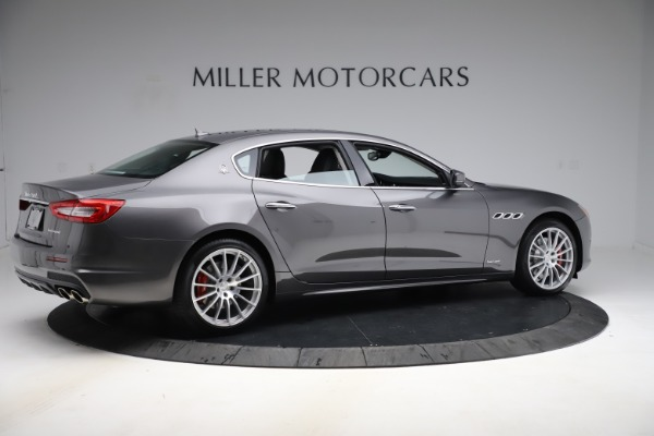 New 2020 Maserati Quattroporte S Q4 GranSport for sale $121,885 at Rolls-Royce Motor Cars Greenwich in Greenwich CT 06830 8