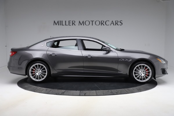 New 2020 Maserati Quattroporte S Q4 GranSport for sale $121,885 at Rolls-Royce Motor Cars Greenwich in Greenwich CT 06830 9