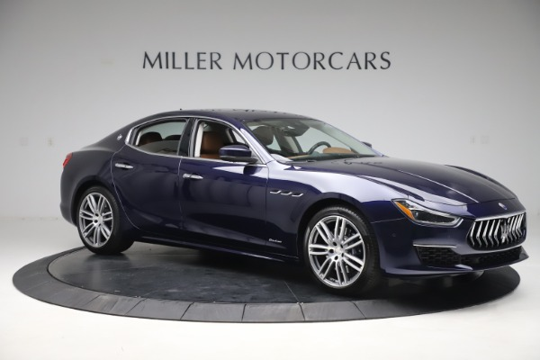 New 2020 Maserati Ghibli S Q4 GranLusso for sale $89,535 at Rolls-Royce Motor Cars Greenwich in Greenwich CT 06830 10