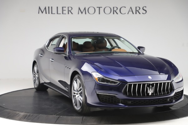 New 2020 Maserati Ghibli S Q4 GranLusso for sale $89,535 at Rolls-Royce Motor Cars Greenwich in Greenwich CT 06830 11