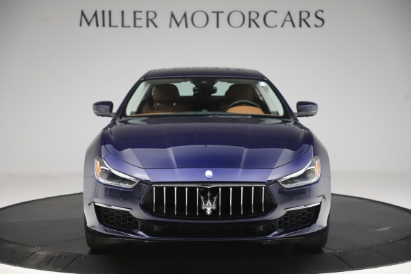 New 2020 Maserati Ghibli S Q4 GranLusso for sale $89,535 at Rolls-Royce Motor Cars Greenwich in Greenwich CT 06830 12