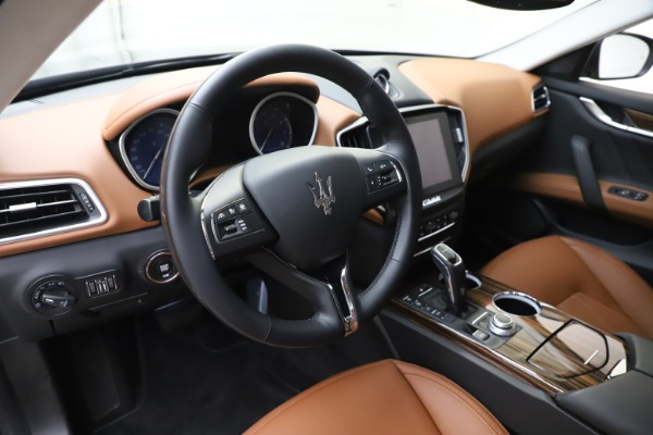 New 2020 Maserati Ghibli S Q4 GranLusso for sale $89,535 at Rolls-Royce Motor Cars Greenwich in Greenwich CT 06830 13