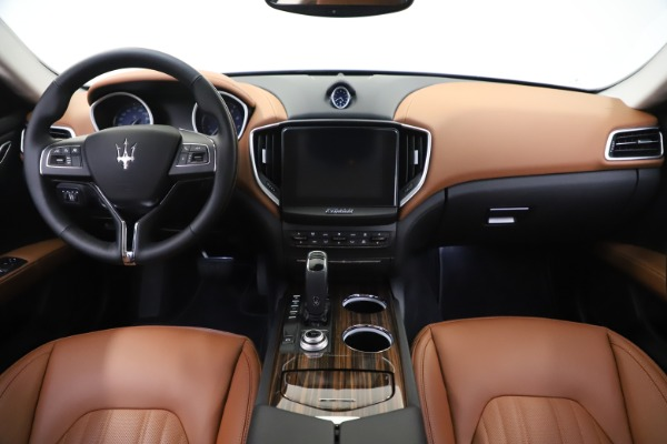 New 2020 Maserati Ghibli S Q4 GranLusso for sale $89,535 at Rolls-Royce Motor Cars Greenwich in Greenwich CT 06830 16