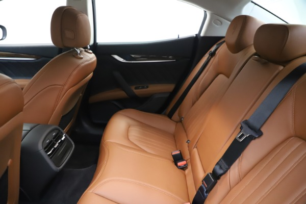 New 2020 Maserati Ghibli S Q4 GranLusso for sale $89,535 at Rolls-Royce Motor Cars Greenwich in Greenwich CT 06830 19