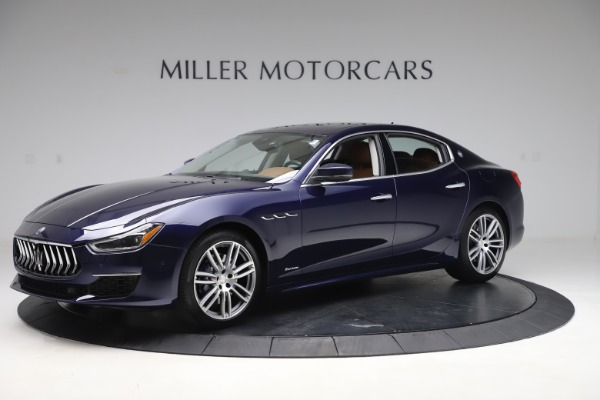 New 2020 Maserati Ghibli S Q4 GranLusso for sale $89,535 at Rolls-Royce Motor Cars Greenwich in Greenwich CT 06830 2