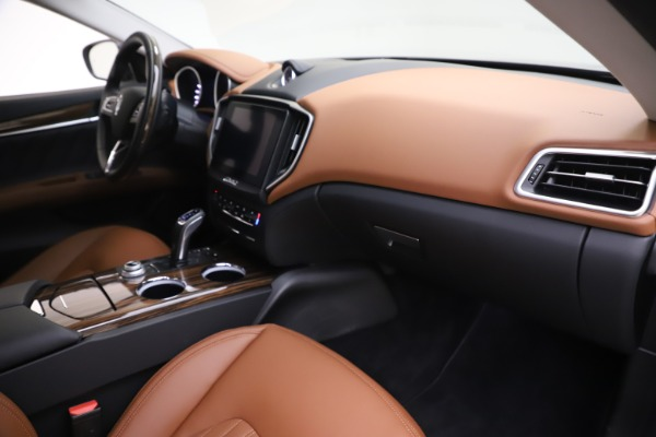 New 2020 Maserati Ghibli S Q4 GranLusso for sale $89,535 at Rolls-Royce Motor Cars Greenwich in Greenwich CT 06830 22