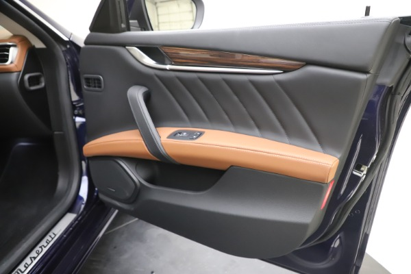 New 2020 Maserati Ghibli S Q4 GranLusso for sale $89,535 at Rolls-Royce Motor Cars Greenwich in Greenwich CT 06830 25