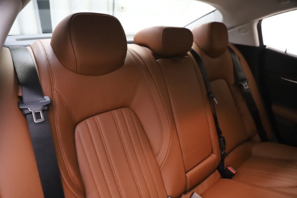 New 2020 Maserati Ghibli S Q4 GranLusso for sale $89,535 at Rolls-Royce Motor Cars Greenwich in Greenwich CT 06830 26